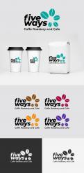 Logo & Huisstijl # 1013069 voor Five Ways Coffee Roastery and Cafe wedstrijd
