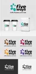 Logo & Huisstijl # 1013071 voor Five Ways Coffee Roastery and Cafe wedstrijd