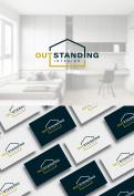 Logo & stationery # 1151769 for logo   corporate identity for a firm in interior design contest