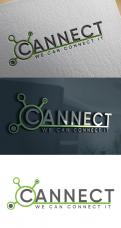 Logo & stationery # 1210184 for Rebranding the look of our 10 years old company Cannect contest