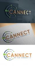 Logo & stationery # 1210185 for Rebranding the look of our 10 years old company Cannect contest