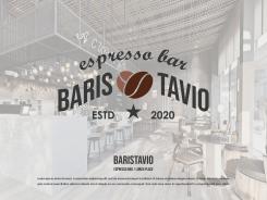 Logo & Huisstijl # 1137915 voor Ontwerp een korte  krachtige en pakkende bedrijfsnaam voor Espressobar! wedstrijd