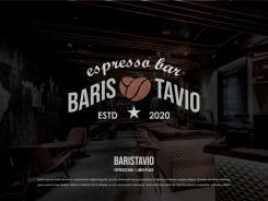 Logo & Huisstijl # 1137916 voor Ontwerp een korte  krachtige en pakkende bedrijfsnaam voor Espressobar! wedstrijd
