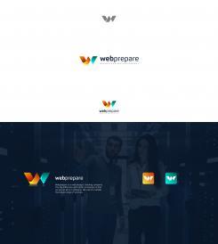 Logo & stationery # 1098985 for Design a catchy new logo for a web design   hosting company contest