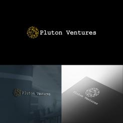 Logo & stationery # 1175637 for Pluton Ventures   Company Design contest
