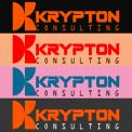 Logo & stationery # 911630 for Krypton Consulting logo + stationery contest