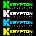 Logo & stationery # 911632 for Krypton Consulting logo + stationery contest