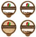 Logo & Huisstijl # 1068712 voor Refresh Jouwkoffiebeleving nl wedstrijd