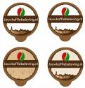 Logo & stationery # 1068712 for Refresh coffee logo contest