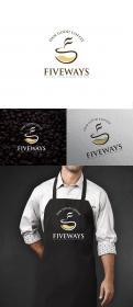 Logo & Huisstijl # 1011952 voor Five Ways Coffee Roastery and Cafe wedstrijd