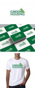 Logo & Huisstijl # 1061413 voor Green Housing   duurzaam en vergroenen van Vastgoed   industiele look wedstrijd