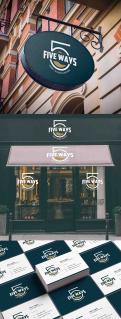 Logo & Huisstijl # 1013890 voor Five Ways Coffee Roastery and Cafe wedstrijd