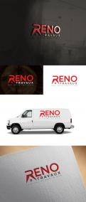 Logo & stationery # 1118528 for Renotravaux contest