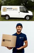 Logo & Huisstijl # 1035768 voor  Woodworx Best    Ontwerp een stoer logo   huisstijl   busontwerp   visitekaartje voor mijn timmerbedrijf wedstrijd
