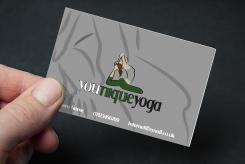 Logo & Corp. Design  # 501095 für Entwerfen Sie ein modernes+einzigartiges Logo und Corp. Design für Yoga Trainings Wettbewerb