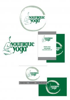 Logo & Corp. Design  # 501647 für Entwerfen Sie ein modernes+einzigartiges Logo und Corp. Design für Yoga Trainings Wettbewerb