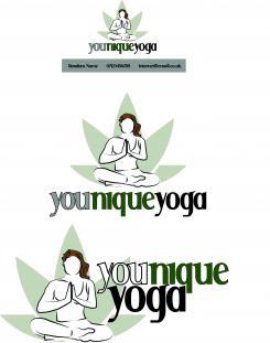 Logo & Corp. Design  # 501379 für Entwerfen Sie ein modernes+einzigartiges Logo und Corp. Design für Yoga Trainings Wettbewerb