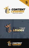 Logo & Huisstijl # 1222006 voor Rebranding van logo en huisstijl voor creatief bureau Content Legends wedstrijd