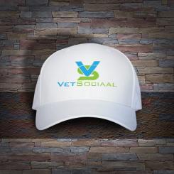 Logo & stationery # 1076234 for Design a trendy logo   stationery design for a social media company contest