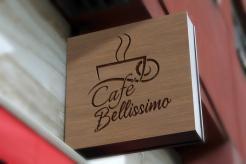 Logo & Huisstijl # 1170508 voor Ontwerp een korte  krachtige en pakkende bedrijfsnaam voor Espressobar! wedstrijd