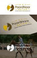 Logo & Huisstijl # 1242261 voor Ontwerp een sprekend logo voor  Met paard naar beter   wedstrijd