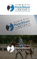Logo & Huisstijl # 1242482 voor Ontwerp een sprekend logo voor  Met paard naar beter   wedstrijd