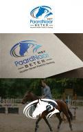 Logo & Huisstijl # 1242734 voor Ontwerp een sprekend logo voor  Met paard naar beter   wedstrijd
