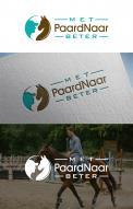 Logo & Huisstijl # 1240931 voor Ontwerp een sprekend logo voor  Met paard naar beter   wedstrijd