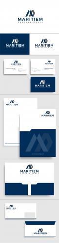 Logo & Huisstijl # 1193180 voor Ontwerp maritiem logo   huisstijl voor maritiem recruitment projecten bureau wedstrijd