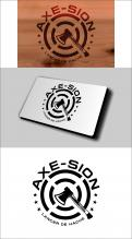 Logo & stationery # 1152210 for Create our logo and identity! We are Axe Sion! contest