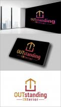 Logo & stationery # 1154632 for logo   corporate identity for a firm in interior design contest