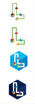 Logo & Huisstijl # 1250854 voor LOQAL DELIVERY is de thuisbezorgd van boodschappen van de lokale winkeliers  wedstrijd
