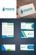 Logo & stationery # 1125580 for logo and identity for a sme of pharmaceutical products contest