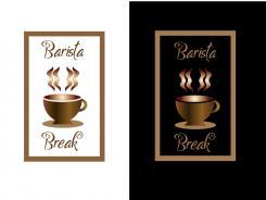 Logo & Huisstijl # 1151480 voor Ontwerp een korte  krachtige en pakkende bedrijfsnaam voor Espressobar! wedstrijd