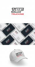 Logo & stationery # 1238375 for Brand logo for trucking company contest