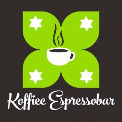Logo & Huisstijl # 1171532 voor Ontwerp een korte  krachtige en pakkende bedrijfsnaam voor Espressobar! wedstrijd