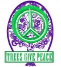 Logo & Huisstijl # 1049502 voor Treesgivepeace wedstrijd