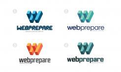 Logo & stationery # 1098697 for Design a catchy new logo for a web design   hosting company contest