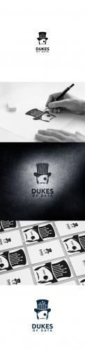 "Logo & Corp. Design  # 881981 für Design a new logo & CI for ""Dukes of Data GmbH Wettbewerb"