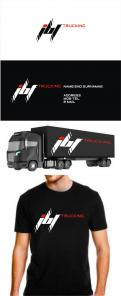 Logo & stationery # 1232734 for Brand logo for trucking company contest