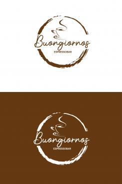 Logo & Huisstijl # 1165244 voor Ontwerp een korte  krachtige en pakkende bedrijfsnaam voor Espressobar! wedstrijd