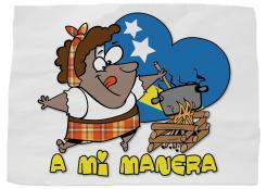 Logo & Huisstijl # 347215 voor A mi manera wedstrijd