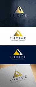Logo & Huisstijl # 998671 voor Ontwerp een fris en duidelijk logo en huisstijl voor een Psychologische Consulting  genaamd Thrive wedstrijd