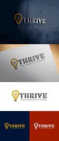 Logo & Huisstijl # 997070 voor Ontwerp een fris en duidelijk logo en huisstijl voor een Psychologische Consulting  genaamd Thrive wedstrijd