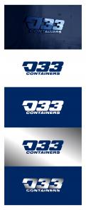 Logo & stationery # 1189189 for Logo for NEW company in transport of construction containers  truck and construction buckets  contest