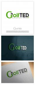 Logo & stationery # 1174950 for Design a logo and corporate identity for GolfTed   electric golf trolleys contest