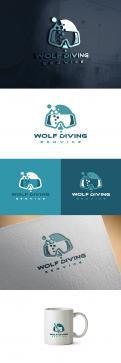 Logo & Huisstijl # 967395 voor Ontwerp een fris logo voor een nieuw duikbedrijf! wedstrijd