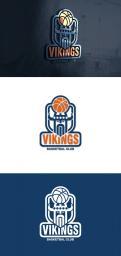Logo & Huisstijl # 1102734 voor Basketbalclub Vikings wedstrijd