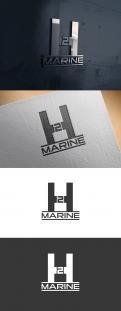 Logo & Huisstijl # 1046758 voor Een logo huisstijl voor een internationaal premium system integrator van H2  Hydrogen waterstof  installaties in de scheepvaart yachtbouw wedstrijd