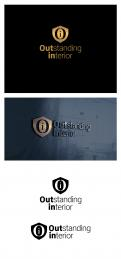 Logo & stationery # 1154609 for logo   corporate identity for a firm in interior design contest